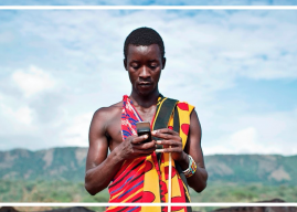 YouTube หนุนแอฟริกาคนดูวีดีโอผ่านมือถือเติบโตกว่า 200%